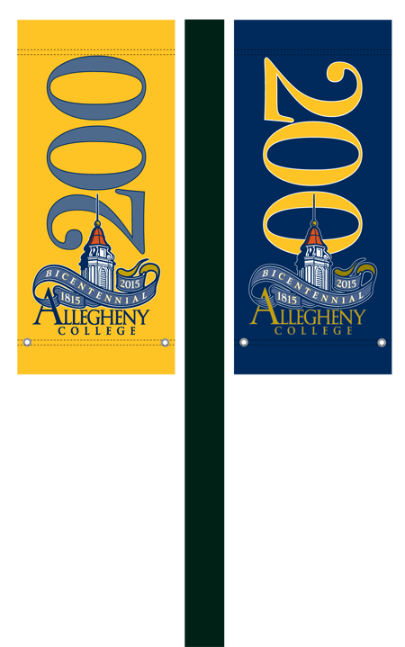 banners-college-lampposts