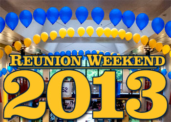 Reunion Weekend 2013