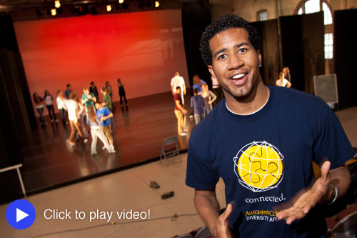 click to play Dance and Movement Studies Department Spotlight Video
