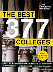 Princeton Review Top Colleges