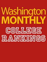 Washington Monthly Top Colleges