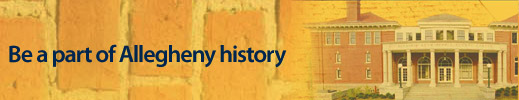 Be Part of Allegheny History