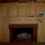 Dining Room Fireplace 1