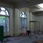 Future Dining Room (former Post Office)