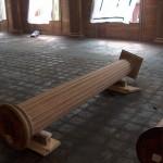 Lobby Column (after)