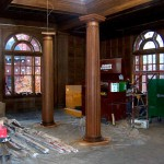Refinished-Lobby-Columns