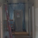 Second Floor Asbestos Removal