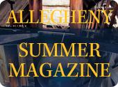 Allegheny Summer Magazine