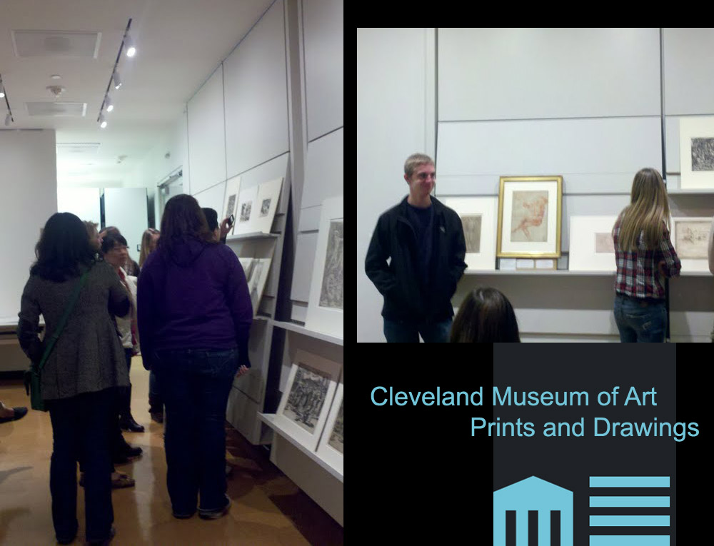 A visit to the Cleveland Museum of Art