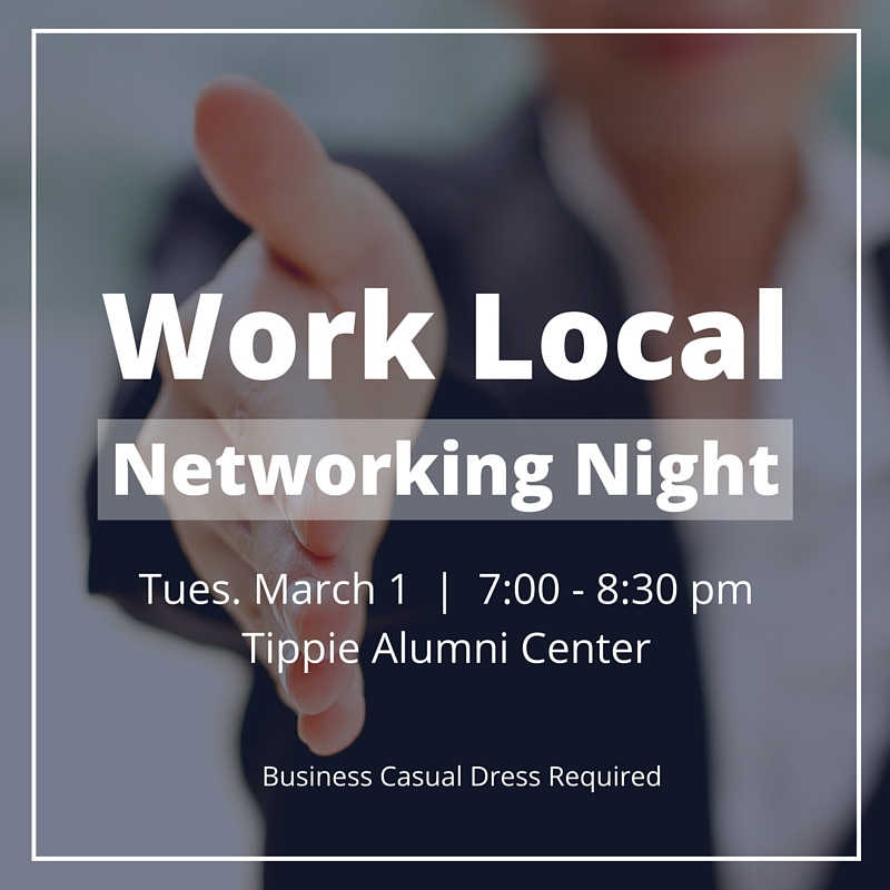 Work Local Networking Night