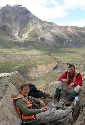 Geology majors