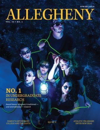 Spring 2016 Magazine