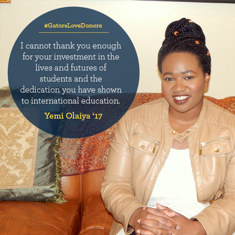 Read Yemi's Story