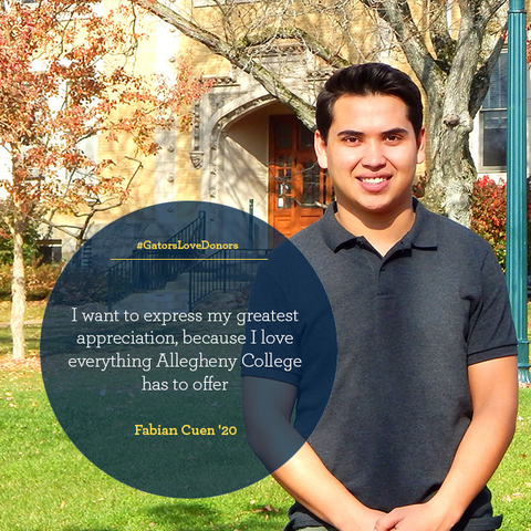 Read Fabian's Story