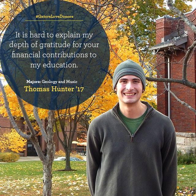 Read Thomas's Story