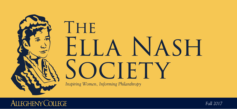 Ella Nash Society Spring 2017