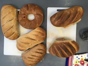 ES230 loaves