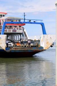 Ferry to Santa Teresa
