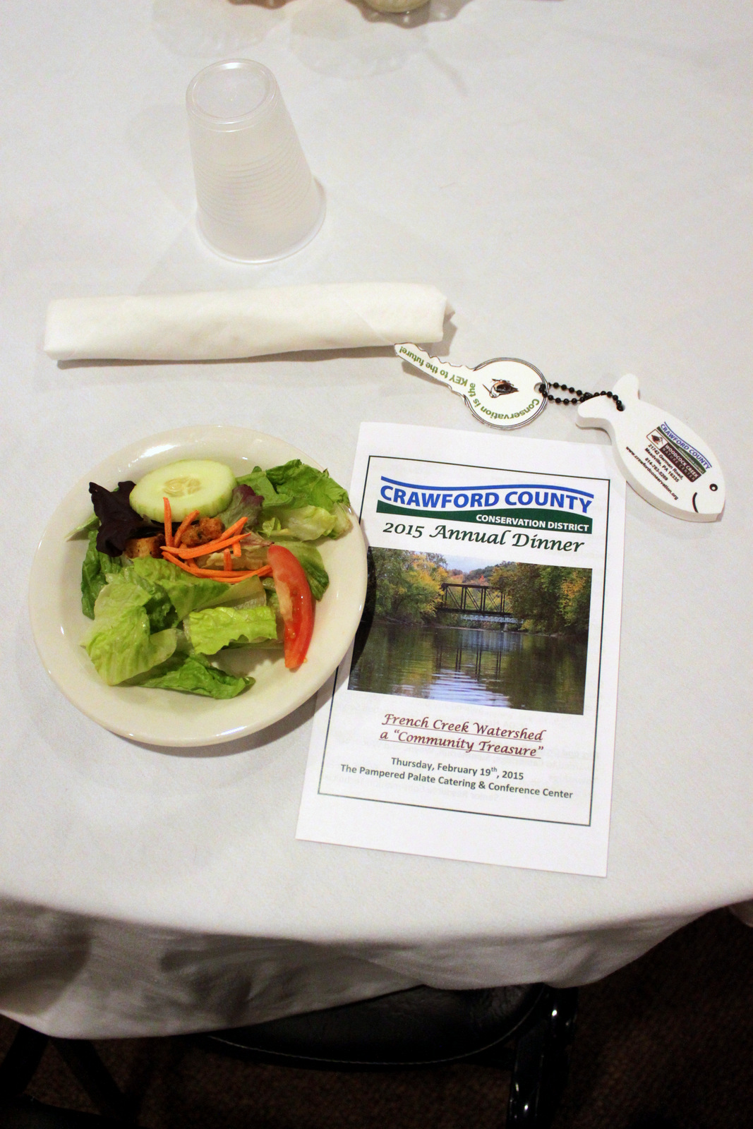 Crawford County Conservation District Annual Dinner