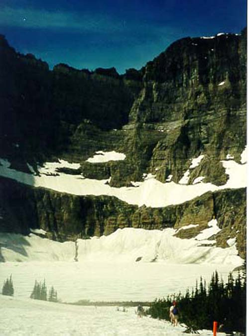 Iceberg Lake, Many Glacier, MT
