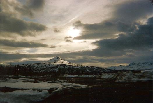 Reindeer Hills, near Cantwell, AK