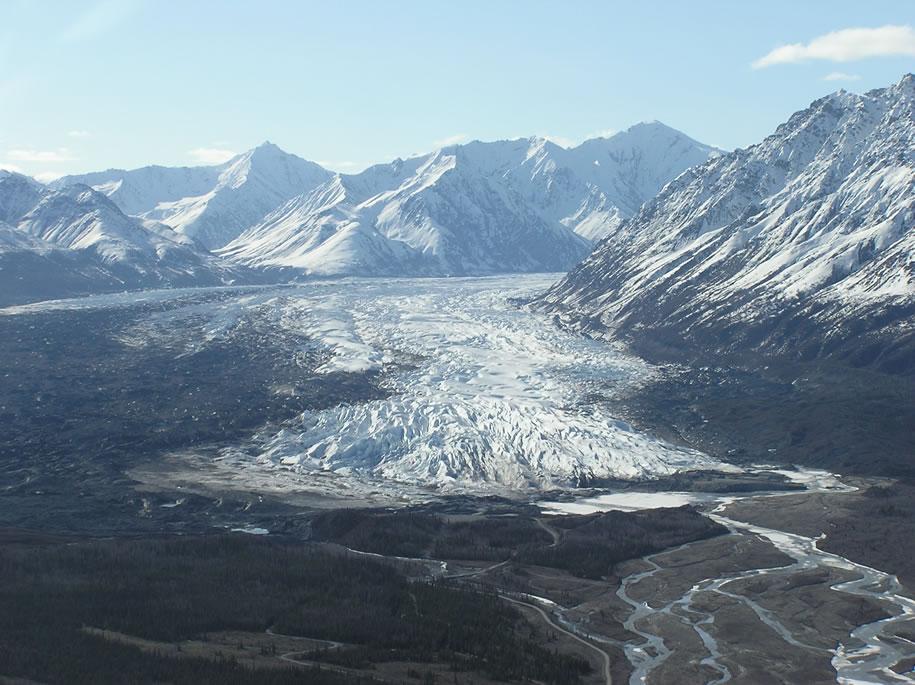 Matanuska glacier, May 2006