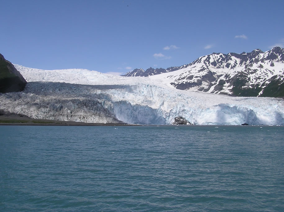 Resurrection Bay - Aialik Glacier