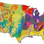 U.S. geology and physiography (U.S Geological survey)