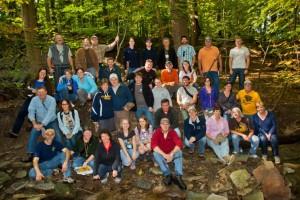 Alumni field trip, 2013