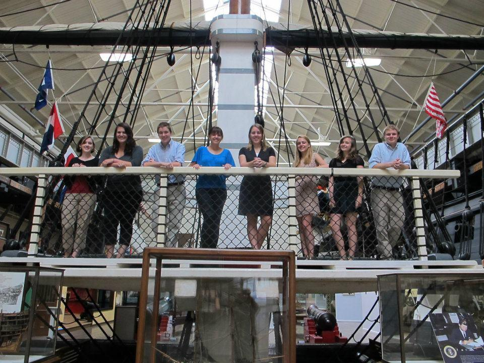 Meadville (PA) United States  city photos gallery : Internship Information « History | Allegheny College Meadville, PA