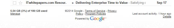 gmailstorage