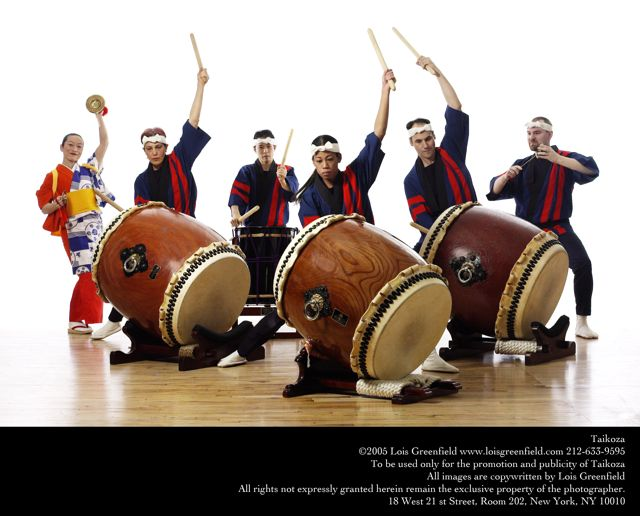 Japanese Drum Group 39