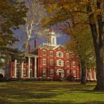 Bently Hall, Allegheny College,Meadville Pa