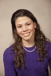 Allegheny Rhodes Scholar Finalist Jacqueline Coplen.