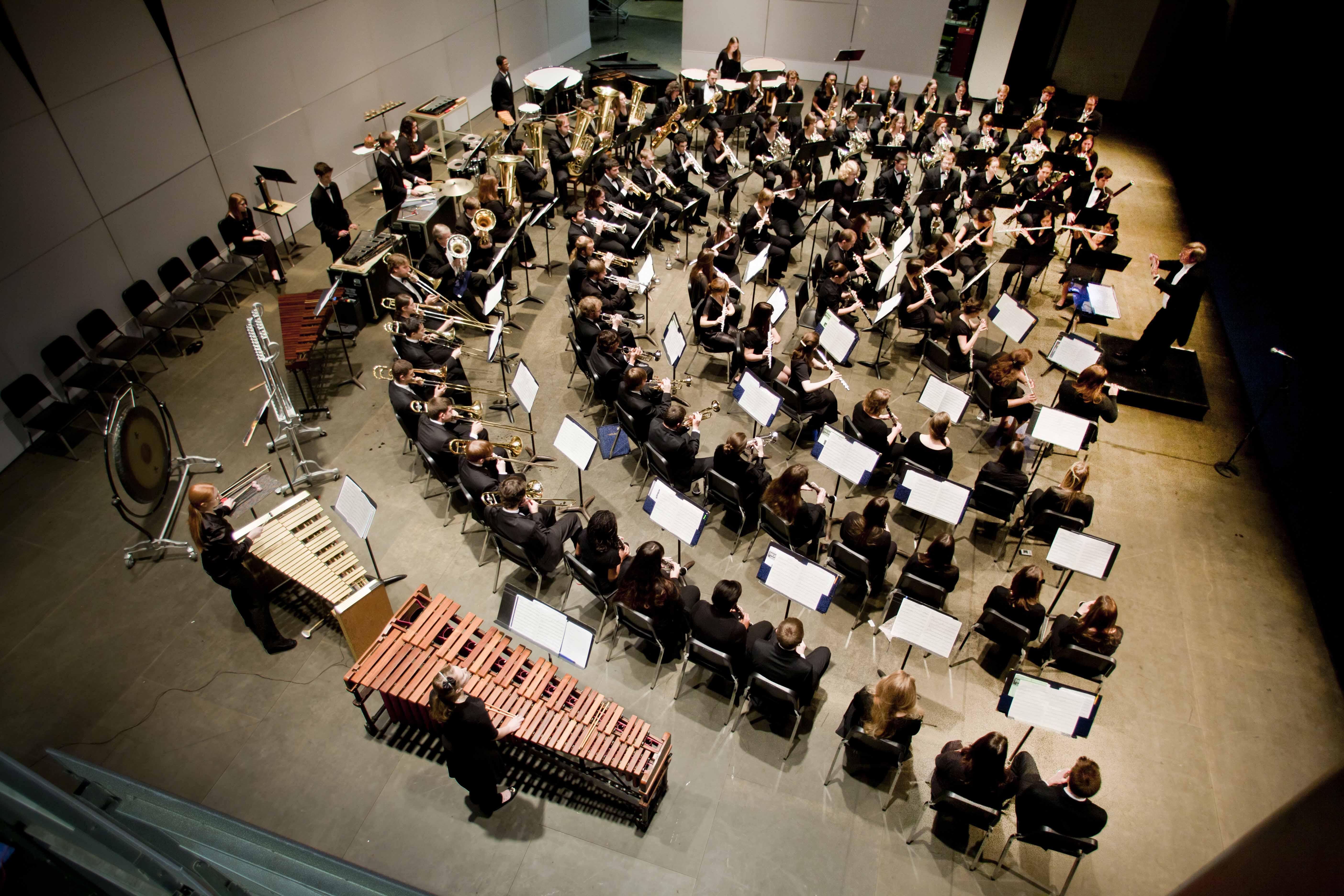 Wind Symphony Photo