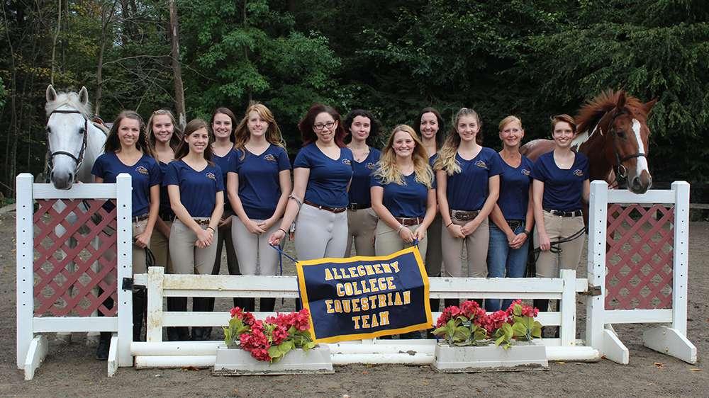 Allegheny Equestrian Team