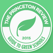 Princeton Review Guide to Green Schools 2015 Logo
