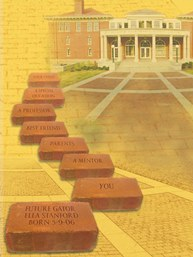 Tippie Alumni Center Brick Patio