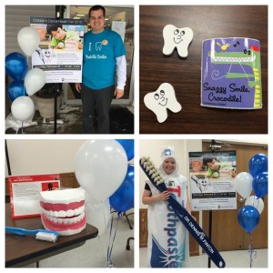 Children's Dental Health Fair 2015