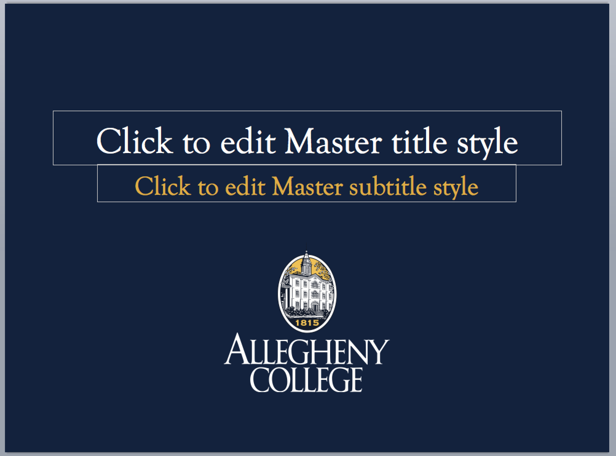 templates college relations allegheny college meadville pa