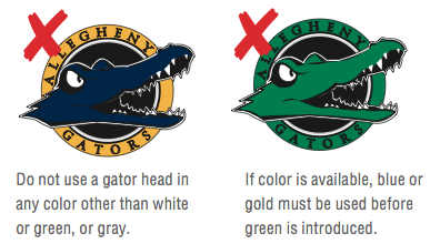 Logos not to use