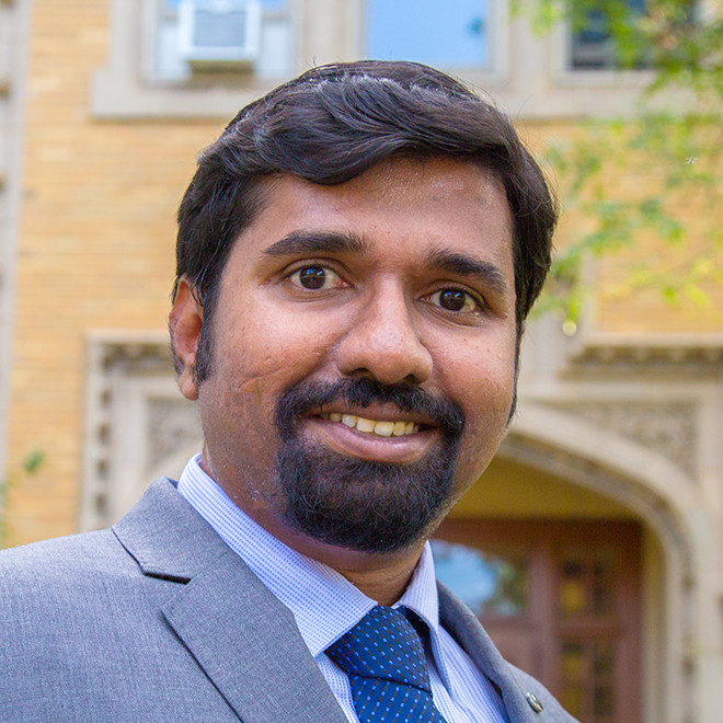 Aravind Mohan « Computer Science   Allegheny College