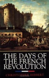 days-french-revolution-christopher-hibbert-paperback-cover-art