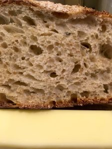 Tartine's crumb