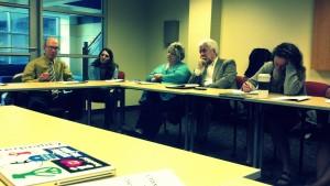 VESA Capstone Meeting with Dr. Bittman