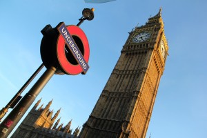 Big Ben and Underground