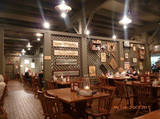 Waitressing at Cracker Barrel « Gator Blogs   Allegheny College