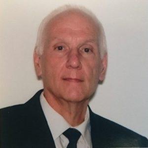 Professor Lo Bello in 2016