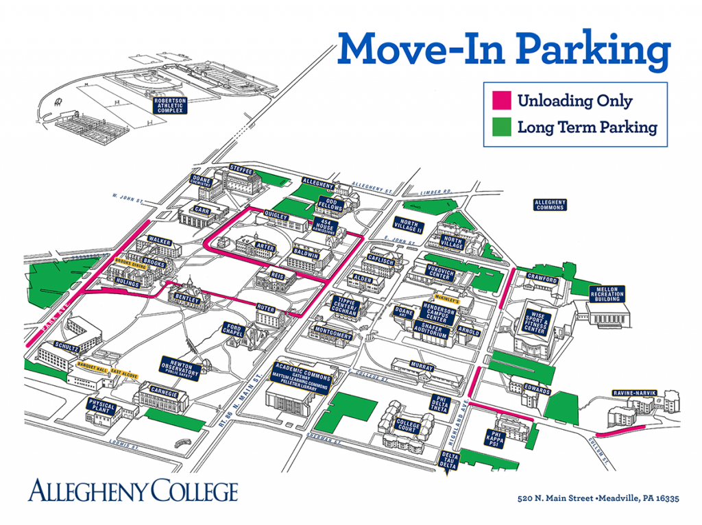 Move-In-Parking
