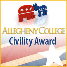 Allegheny College Civility Award